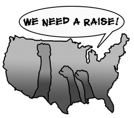 Image result for low wage jobs
