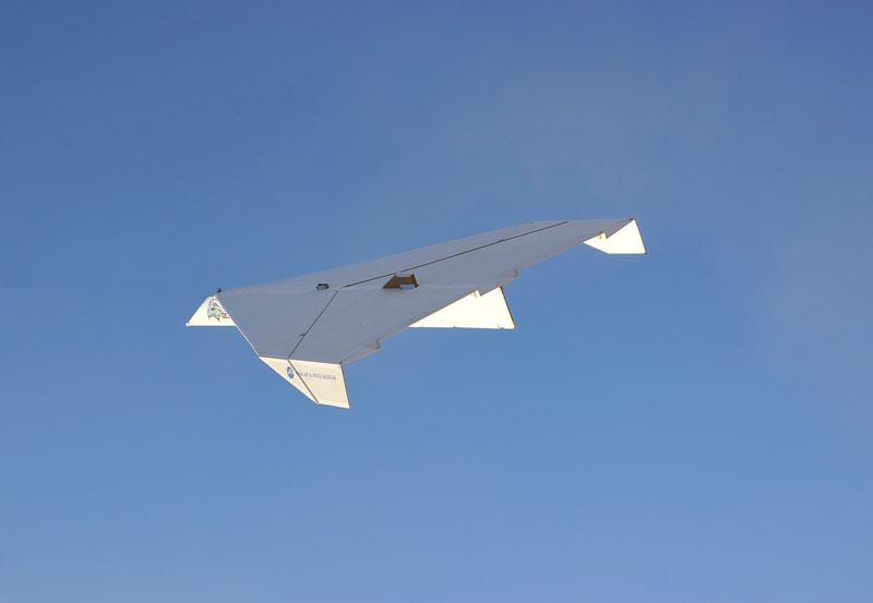 Как сделать большое самолёт