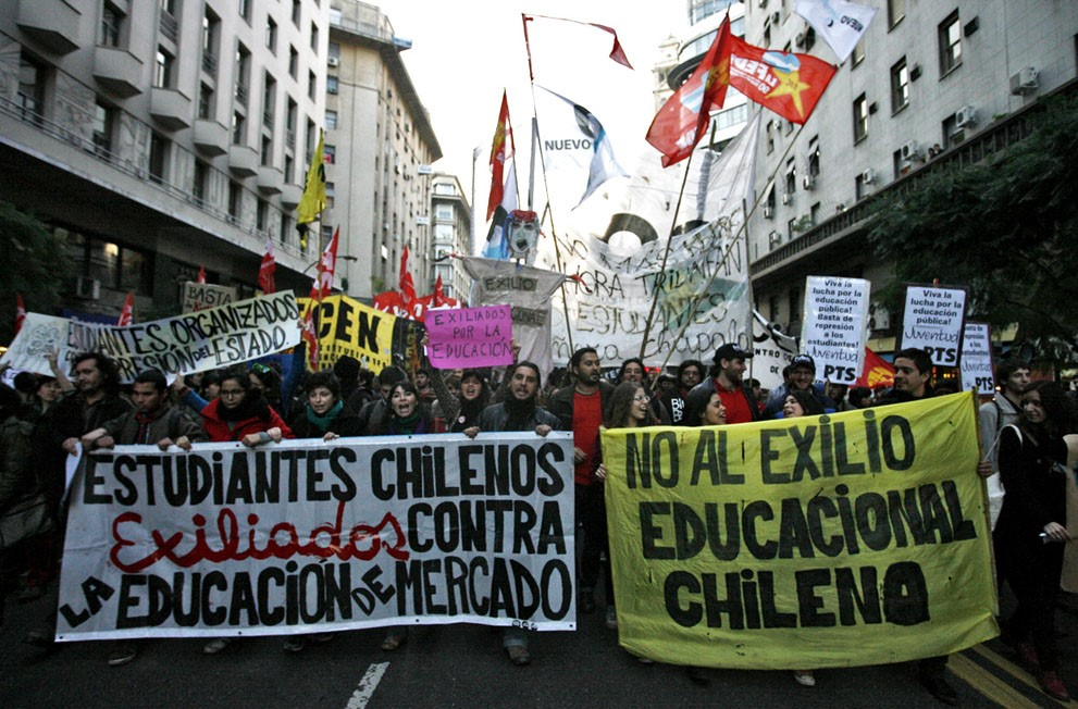 Chilean-Student-Protests