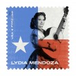 "The ""First Lady of Tejano music"" Lydia Mendoza is recognized with the first Forever Stamp in the U.S. Postal Service's new Music Icons series."
