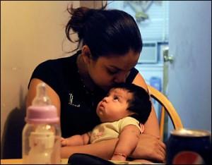 Young, Latina and already a mom - washingtonpost.com