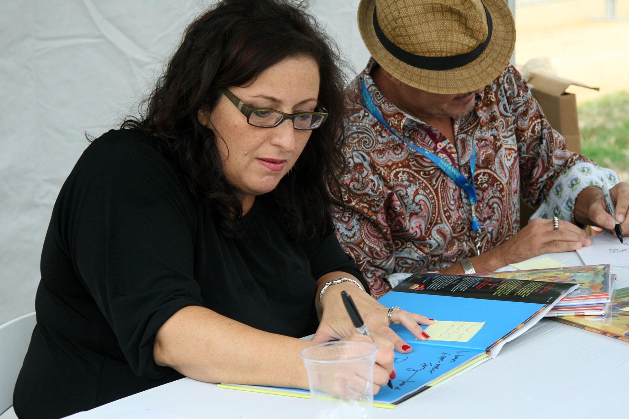 Latina Author