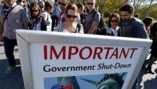United States federal government shutdown