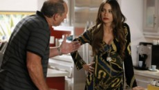 Ed O'Neill and Sofia Vergara Modern Family