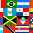 latin-flags