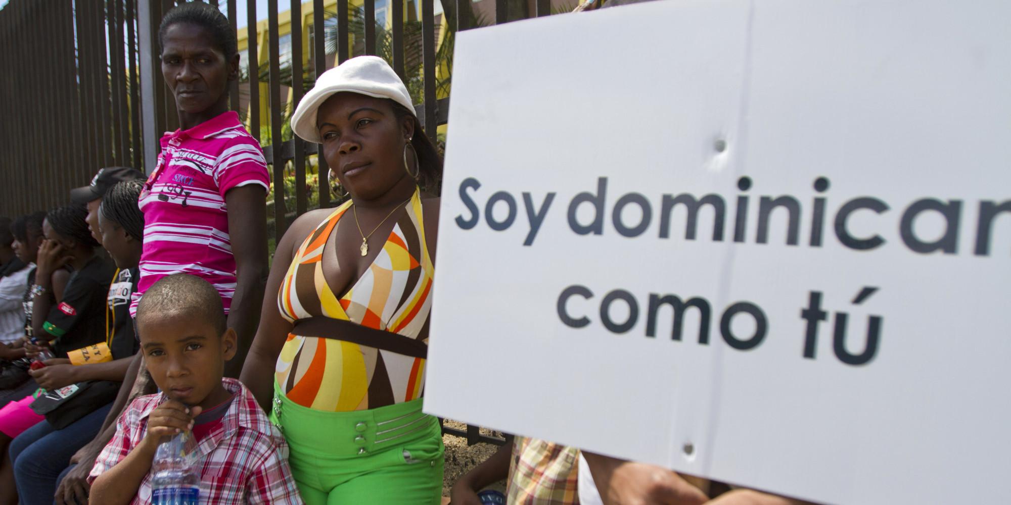 DOMINICAN-HAITI-CITIZENSHIP-DEMO
