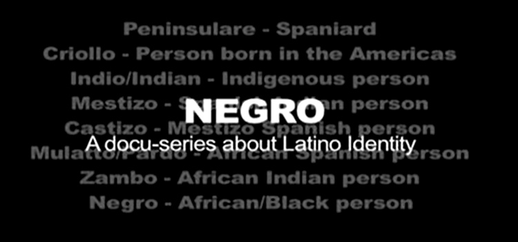 NegroDocuSeriesBanner