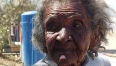 Miteria Cuadrado, the 103-yr-old Yapateran. (Photo Credit: J. Enrique Molina)