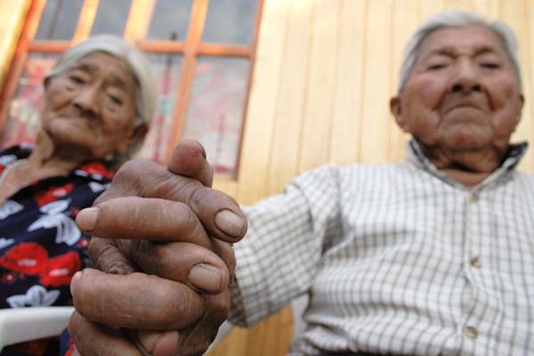 ancianospareja