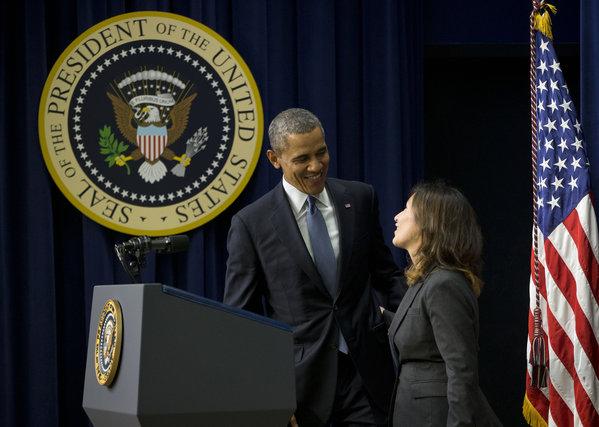 Barack Obama, Julie Chavez Rodriguez,