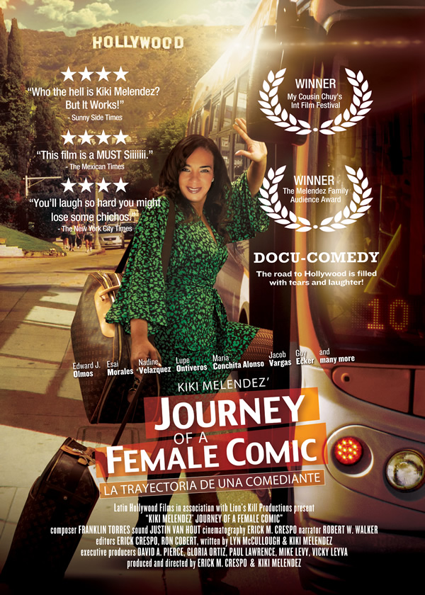 journey-of-a-female-comic-funny-poster