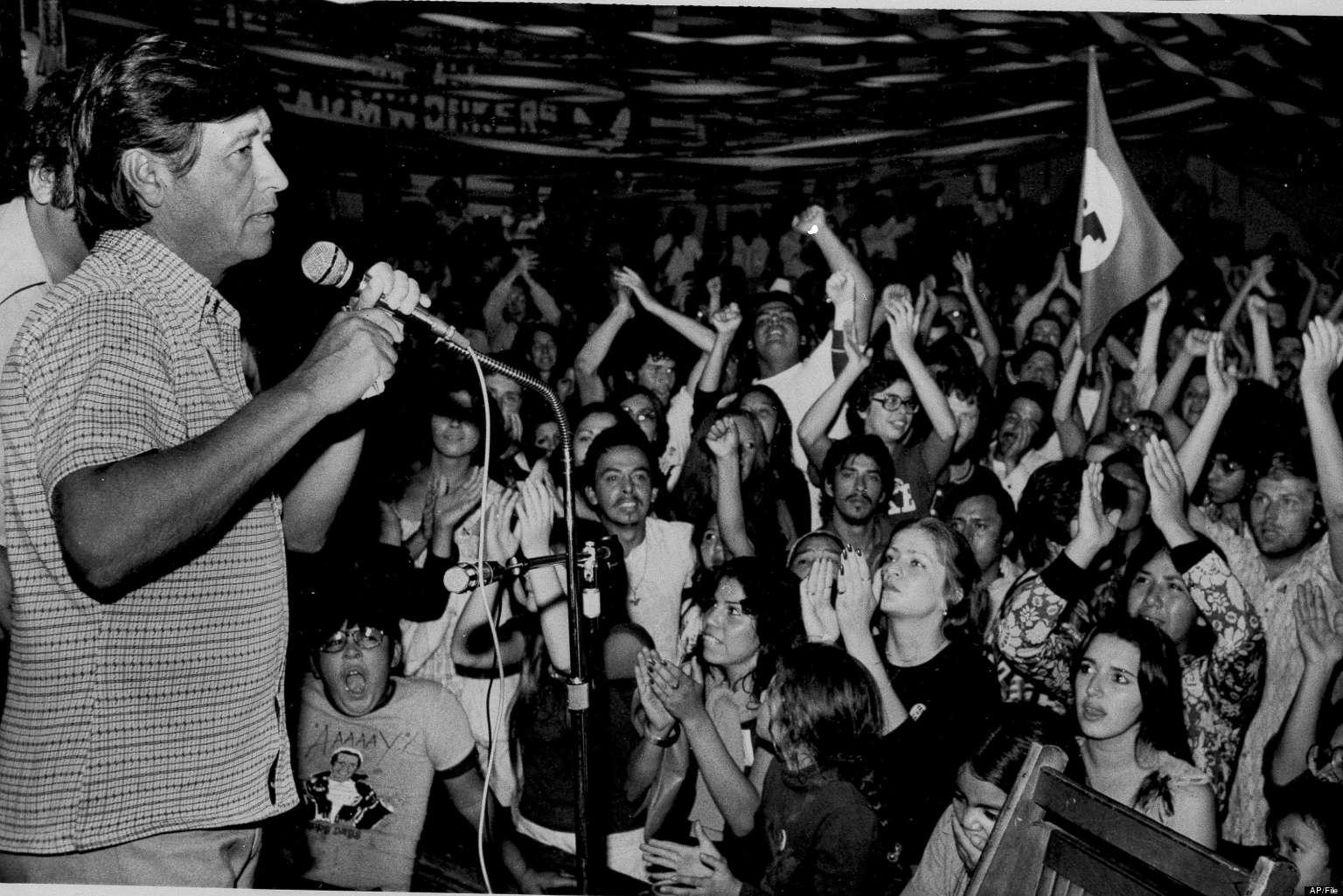 Cesar Chavez 1976
