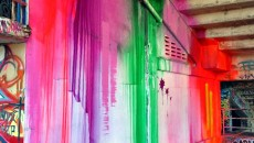 @riskrock #miami #marinestadium #miamimarinestadium #savingplaces #streetartandgrafitti -- @swirlyii