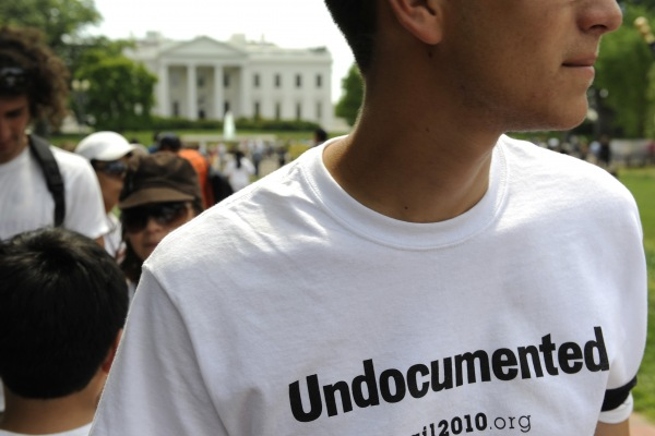 Undocumented-Illegal-Immigrant