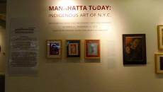 Welcome exhibit of Manhatta Today installation. Photo Credit: Manhatta Today Facebook