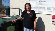 Maria Lott, founder of Recycle Revolution