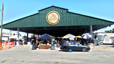 "Dallas' Farmers Market's ""The Shed"""