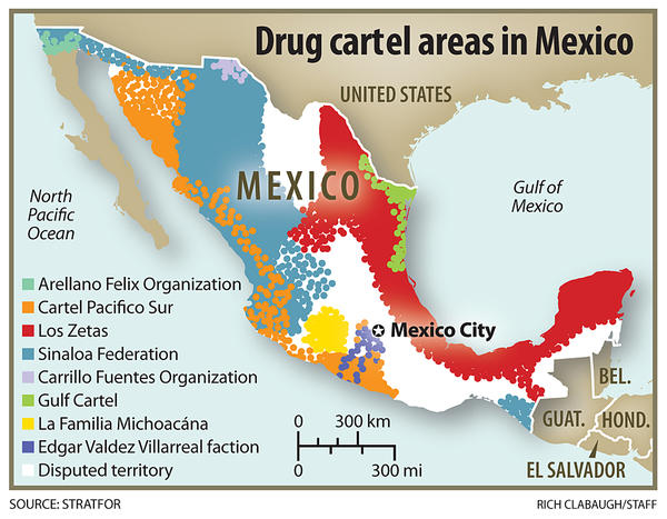 Map-of-Mexican-drug-cartels