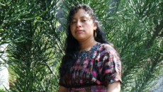 Olga Ajcalon is a dedicated volunteer at Radio Juventud, despite her busy schedule with her full time teaching job she trains and recruits young women for Radio Juventud.