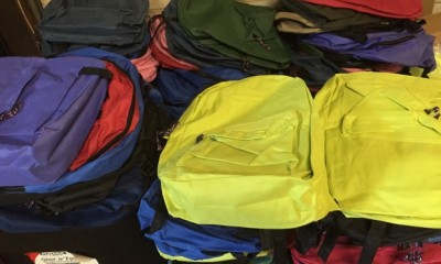 Haiti backpacks