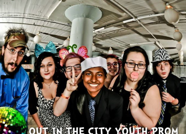 Put in the City Youth prom
