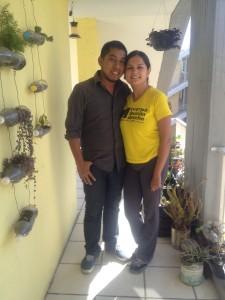 Pedro Magallón in Mexico. Photo courtesy Eileen Truax.