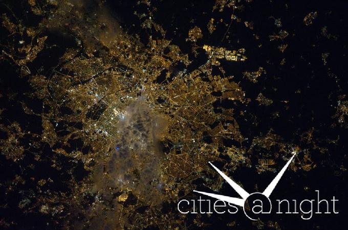CitiesAtNight