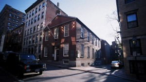 The African Meeting House is the oldest black church in the country.