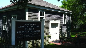 The African Meeting house was where Nantucket blacks gathered in the 19th century.