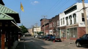 Shockoe Bottom is emblematic of America's dark past related to slavery.