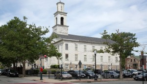 The First Baptist church in New Bedford is exploring a unique partnership with a local theater company.