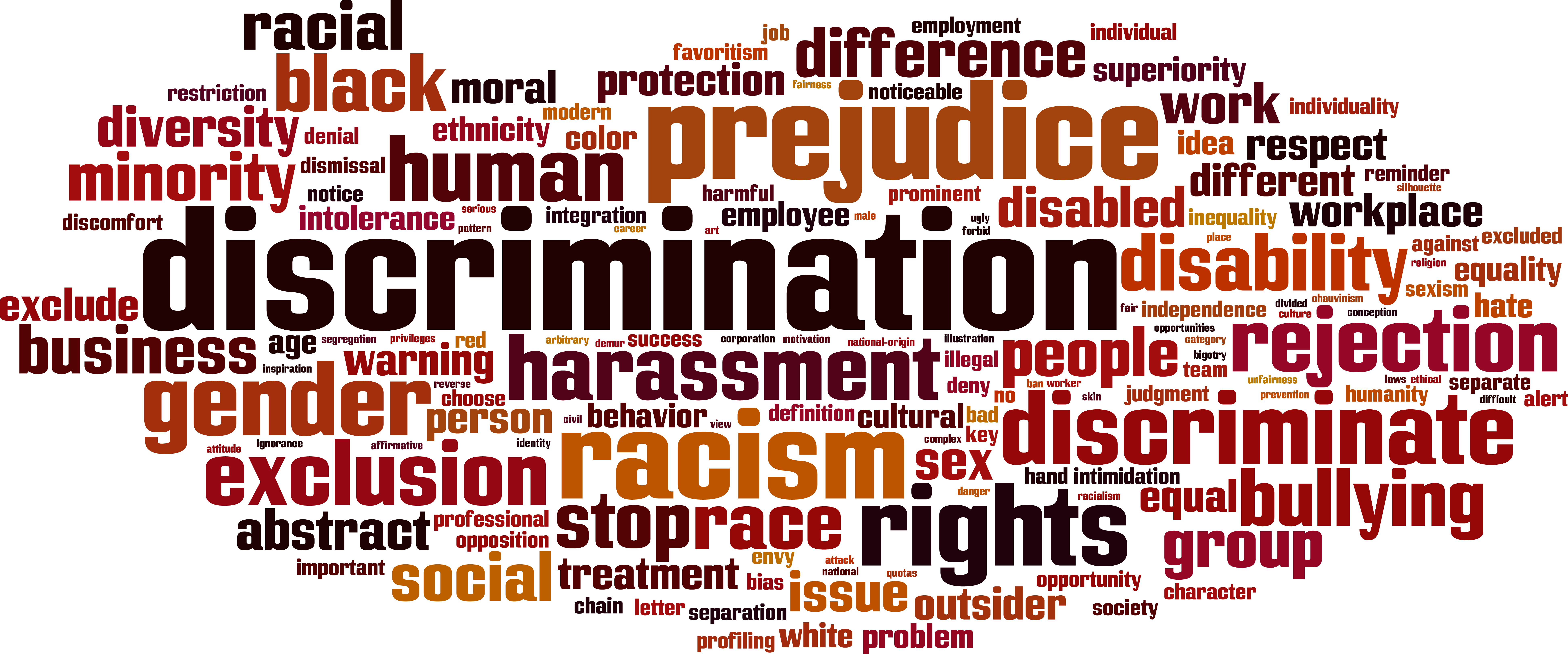 racial discrimination still exists in society essay This report discusses the main reason of which cause racial discrimination in in society if racial discrimination is racial discrimination still.