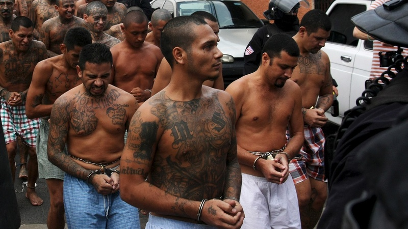 MS-13 is a street gang, not a drug cartel – and the