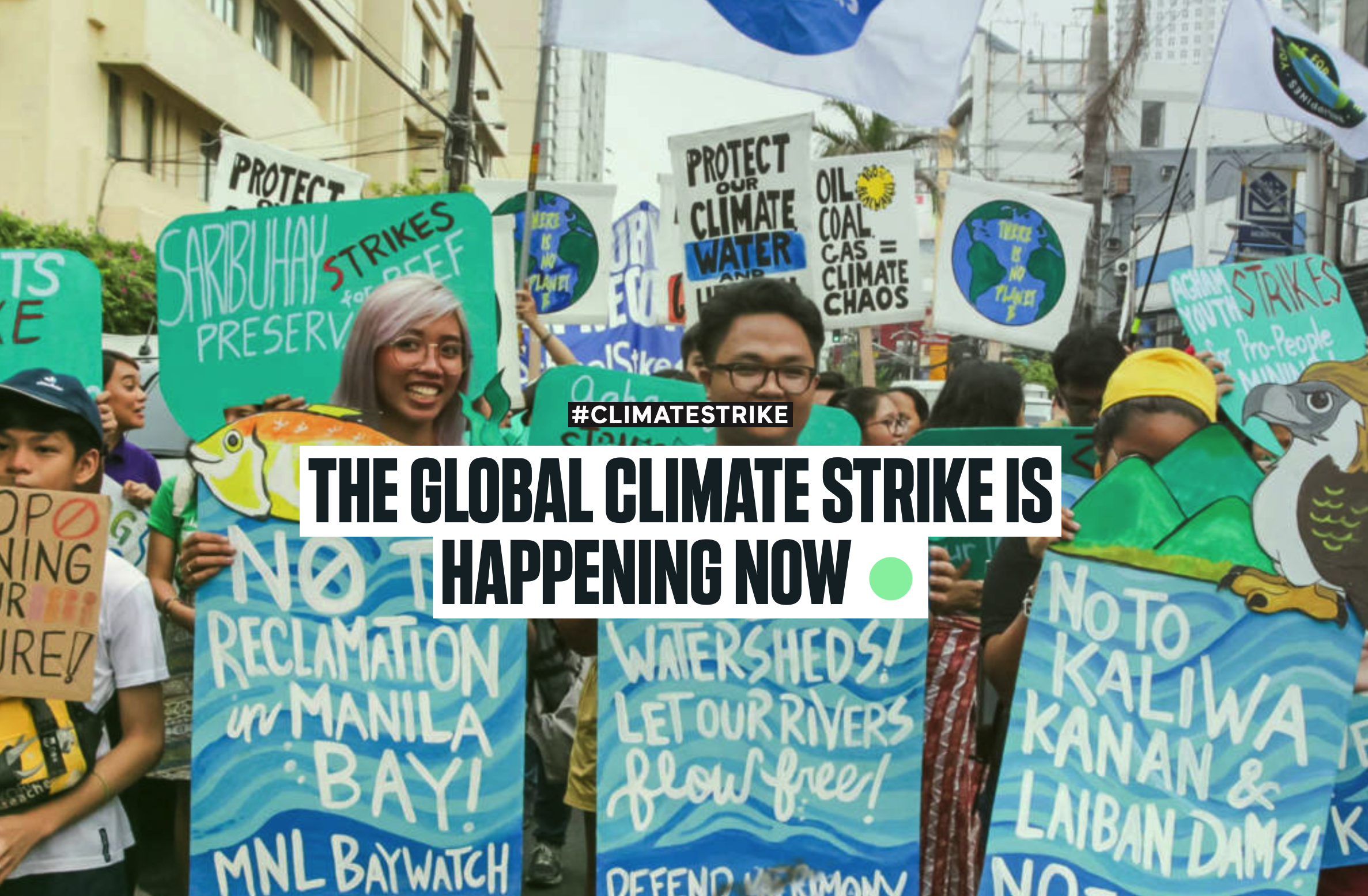 #ClimateStrike brings out millions around the world demanding action on climate policies